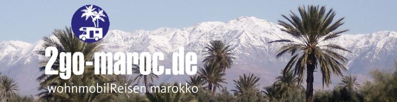 Gästebuch Banner - verlinkt mit http://www.2go-maroc.de